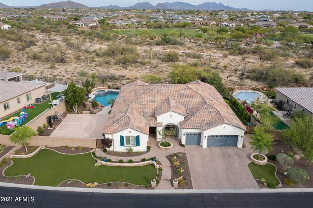 6017 E Brianna Road, Cave Creek, AZ 85331 (MLS #6223541) :: The Property Partners at eXp Realty