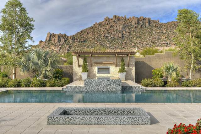11605 E Desert Holly Drive, Scottsdale, AZ 85255 (MLS #6223543) :: Nate Martinez Team