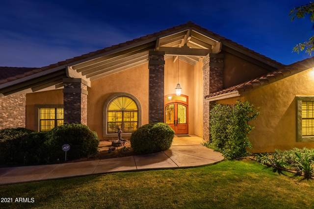 5403 W Soft Wind Drive, Glendale, AZ 85310 (MLS #6223544) :: The Property Partners at eXp Realty