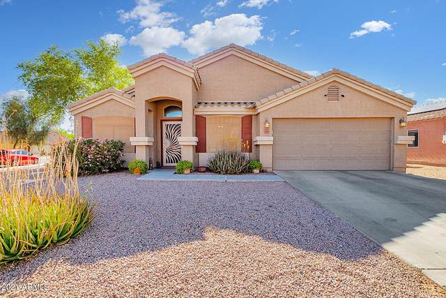 19434 N Wilson Street, Maricopa, AZ 85138 (MLS #6223583) :: Yost Realty Group at RE/MAX Casa Grande
