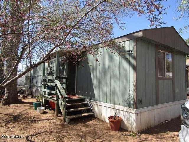 190 N Cornerstone Way #14, Payson, AZ 85541 (MLS #6223584) :: Walters Realty Group