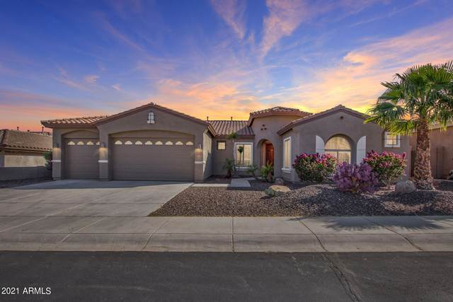 2813 W Ashurst Drive, Phoenix, AZ 85045 (MLS #6223596) :: Yost Realty Group at RE/MAX Casa Grande