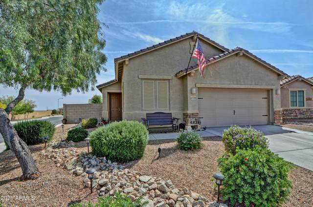 11705 W Caribbean Lane, El Mirage, AZ 85335 (MLS #6223622) :: Yost Realty Group at RE/MAX Casa Grande