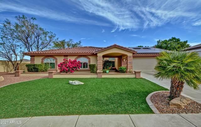 8272 W Cielo Grande Avenue, Peoria, AZ 85383 (MLS #6223628) :: Howe Realty