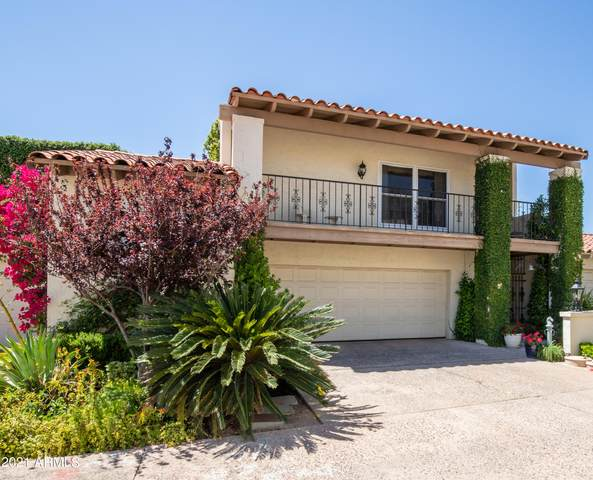 77 E Missouri Avenue #72, Phoenix, AZ 85012 (MLS #6223630) :: The Property Partners at eXp Realty
