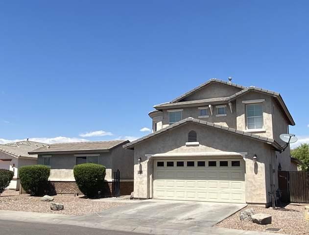 7248 W Park Street, Laveen, AZ 85339 (MLS #6223631) :: Keller Williams Realty Phoenix
