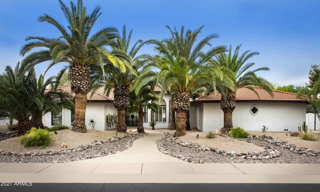 5301 E Paradise Drive, Scottsdale, AZ 85254 (MLS #6223632) :: TIBBS Realty