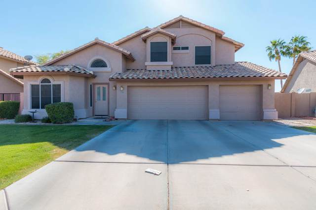 14916 N 90TH Lane, Peoria, AZ 85381 (MLS #6223638) :: The Property Partners at eXp Realty