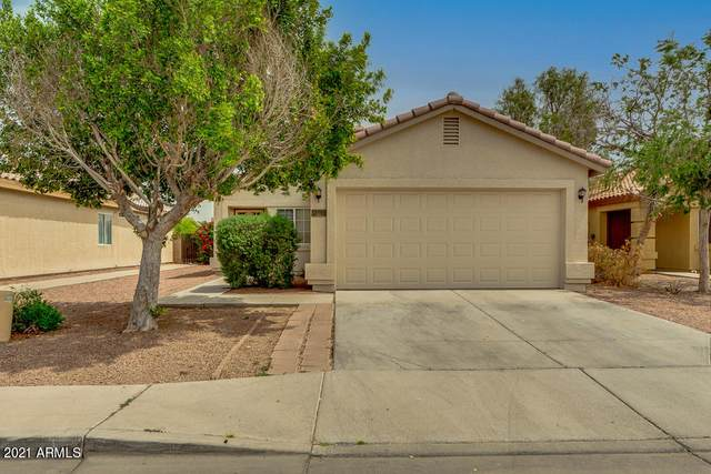 12605 N El Frio Street, El Mirage, AZ 85335 (MLS #6223642) :: Yost Realty Group at RE/MAX Casa Grande