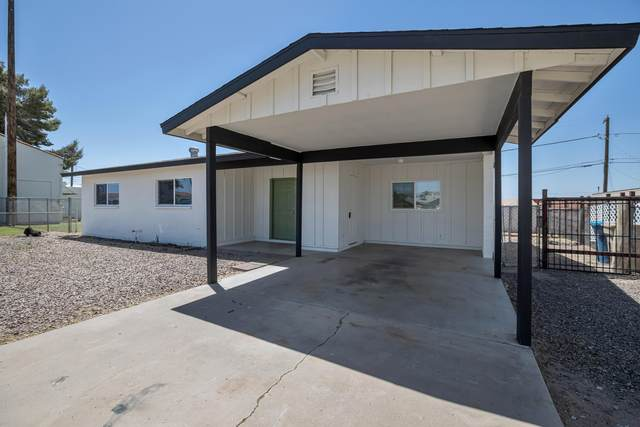 105 W Baseline Road, Buckeye, AZ 85326 (MLS #6223652) :: Yost Realty Group at RE/MAX Casa Grande