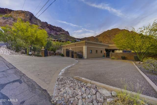 5221 N Cliffside Drive, Phoenix, AZ 85018 (MLS #6223671) :: The Carin Nguyen Team