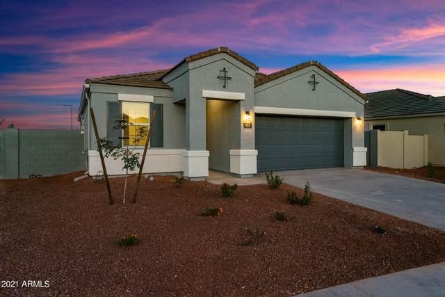 157 N 190th Avenue, Buckeye, AZ 85326 (MLS #6223672) :: Yost Realty Group at RE/MAX Casa Grande