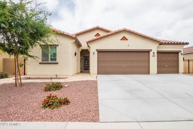 392 E Tropical Drive, Casa Grande, AZ 85122 (MLS #6223689) :: Yost Realty Group at RE/MAX Casa Grande