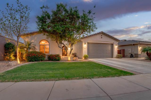 117 W Yellow Wood Avenue W, San Tan Valley, AZ 85140 (MLS #6223727) :: Zolin Group