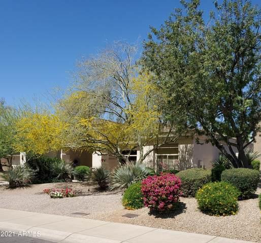 21136 N 74TH Place, Scottsdale, AZ 85255 (MLS #6223730) :: Zolin Group
