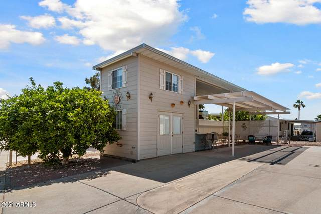 17200 W Bell Road, Surprise, AZ 85374 (MLS #6223731) :: Service First Realty