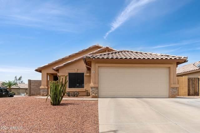 516 S 93RD Way, Mesa, AZ 85208 (MLS #6223748) :: The Riddle Group