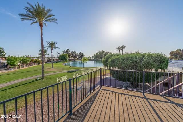 9112 E Country Club Drive, Sun Lakes, AZ 85248 (MLS #6223749) :: Midland Real Estate Alliance