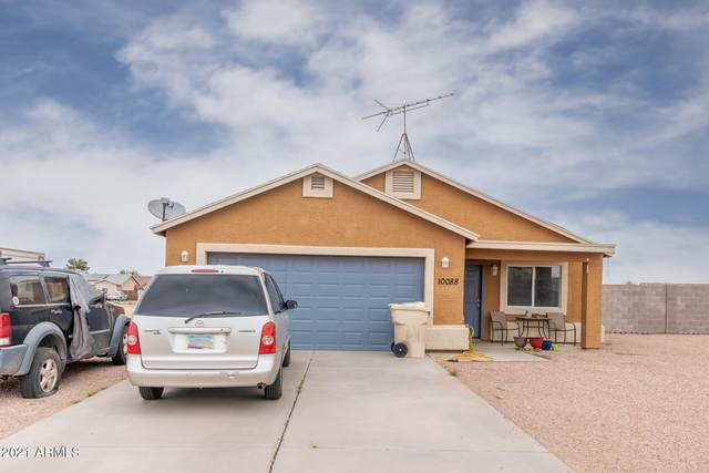 10088 W Santa Cruz Boulevard, Arizona City, AZ 85123 (MLS #6223770) :: Yost Realty Group at RE/MAX Casa Grande