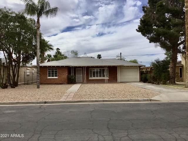 1009 N Lehmberg Avenue, Casa Grande, AZ 85122 (MLS #6223771) :: Arizona 1 Real Estate Team