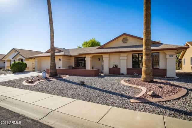 19618 N White Rock Drive, Sun City West, AZ 85375 (MLS #6223789) :: Howe Realty