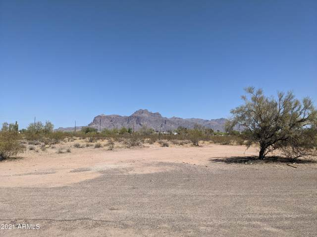 626 N Colt Road, Apache Junction, AZ 85119 (MLS #6223799) :: The Riddle Group