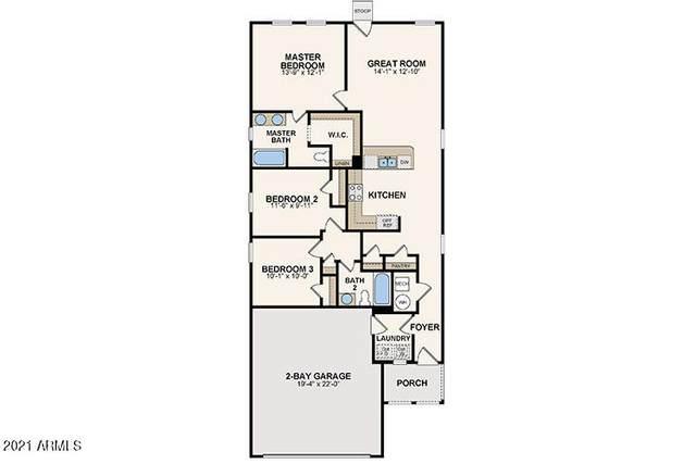 1011 W Palo Verde Avenue, Coolidge, AZ 85128 (MLS #6223815) :: Hurtado Homes Group