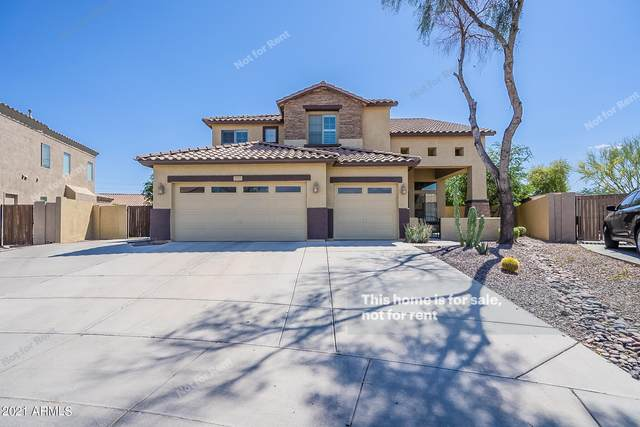 2257 E Redwood Court, Chandler, AZ 85286 (MLS #6223829) :: Klaus Team Real Estate Solutions