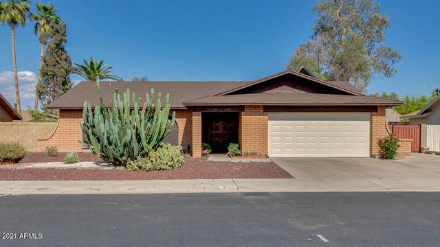 2119 S Longmore, Mesa, AZ 85202 (MLS #6223830) :: Zolin Group