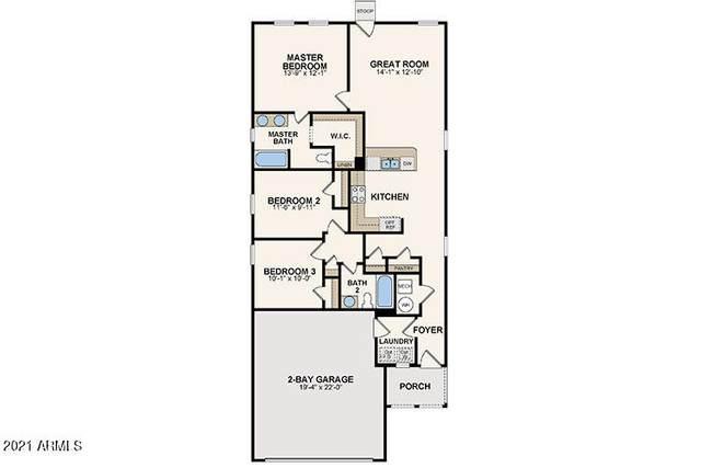 1031 W Palo Verde Avenue, Coolidge, AZ 85128 (MLS #6223832) :: Hurtado Homes Group