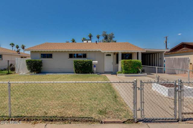 3134 N 38TH Drive, Phoenix, AZ 85019 (MLS #6223852) :: Hurtado Homes Group