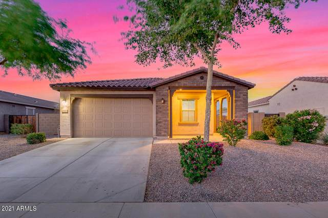 863 S 199TH Avenue, Buckeye, AZ 85326 (MLS #6223862) :: Devor Real Estate Associates