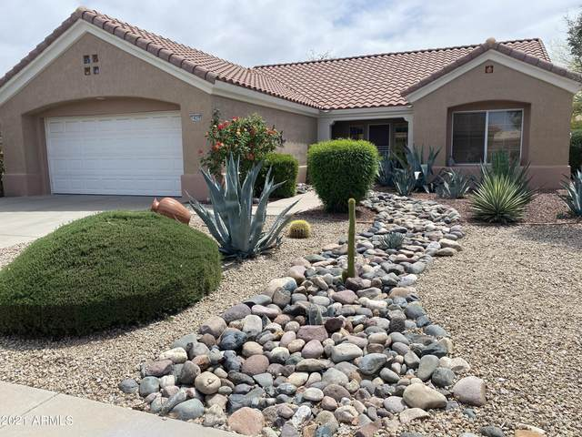 14229 W Via Manana Drive, Sun City West, AZ 85375 (#6223866) :: AZ Power Team