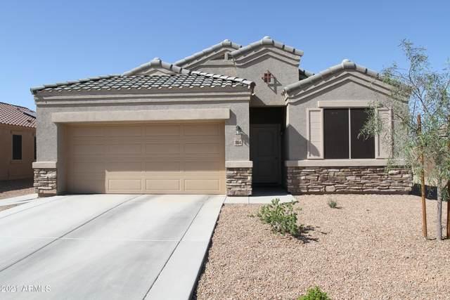 1864 E Caborca Drive, Casa Grande, AZ 85122 (MLS #6223878) :: The Riddle Group