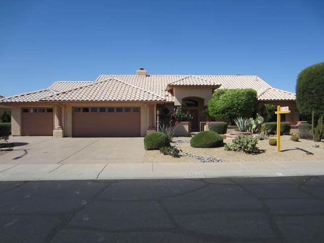 15837 W Huron Drive, Sun City West, AZ 85375 (MLS #6223914) :: Long Realty West Valley