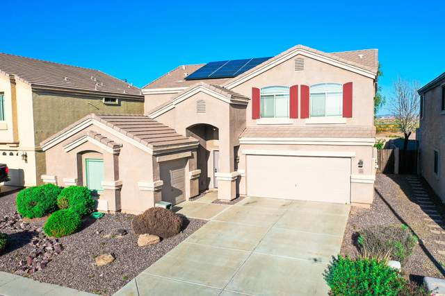 23523 N 117th Drive, Sun City, AZ 85373 (MLS #6223921) :: Zolin Group