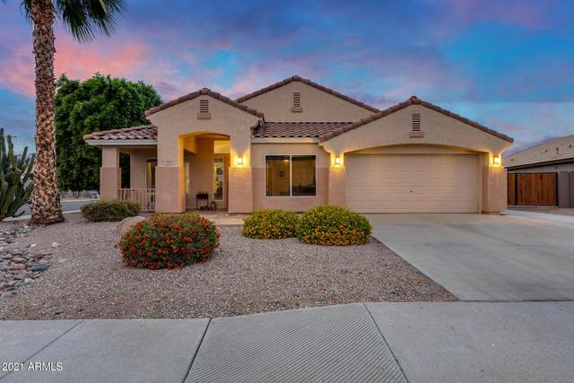7908 W Rose Garden Lane, Peoria, AZ 85382 (MLS #6223957) :: The Laughton Team