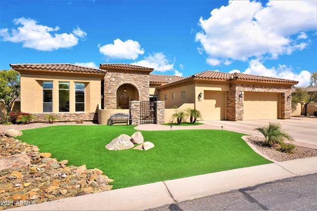 8902 E Ann Way, Scottsdale, AZ 85260 (MLS #6223960) :: Executive Realty Advisors