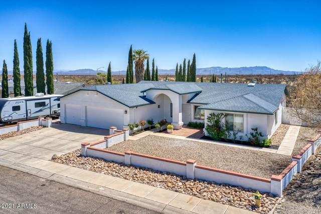 2027 S Calle Chico, Sierra Vista, AZ 85635 (#6223982) :: The Josh Berkley Team