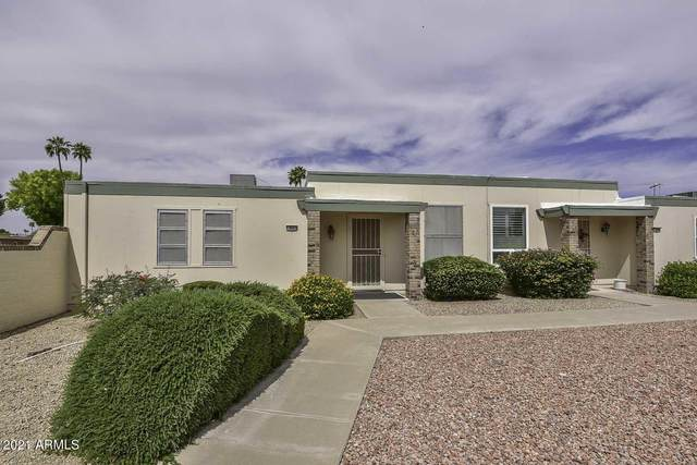 9962 W Lancaster Drive, Sun City, AZ 85351 (MLS #6223983) :: The Riddle Group