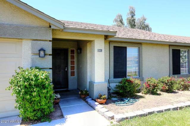 1128 S Wanda Drive, Gilbert, AZ 85296 (MLS #6223988) :: Zolin Group