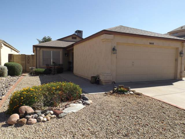3615 W Creedance Boulevard, Glendale, AZ 85310 (MLS #6223994) :: The Everest Team at eXp Realty