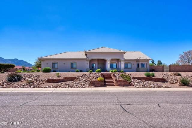 3215 Camino Las Palmeras, Sierra Vista, AZ 85650 (MLS #6224004) :: Yost Realty Group at RE/MAX Casa Grande