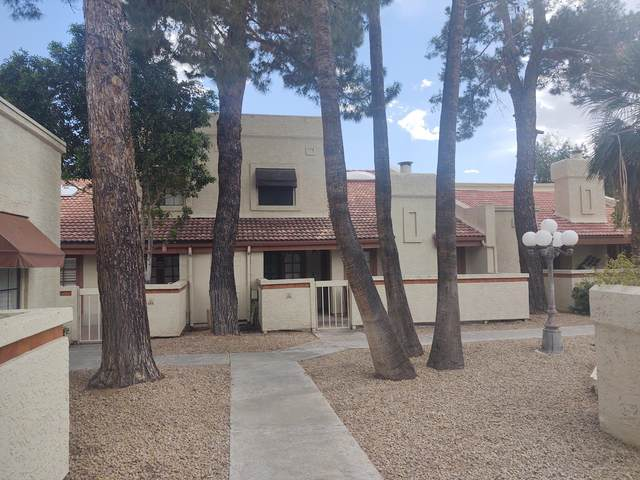3535 W Monte Cristo Avenue 109A, Phoenix, AZ 85053 (MLS #6224005) :: Zolin Group