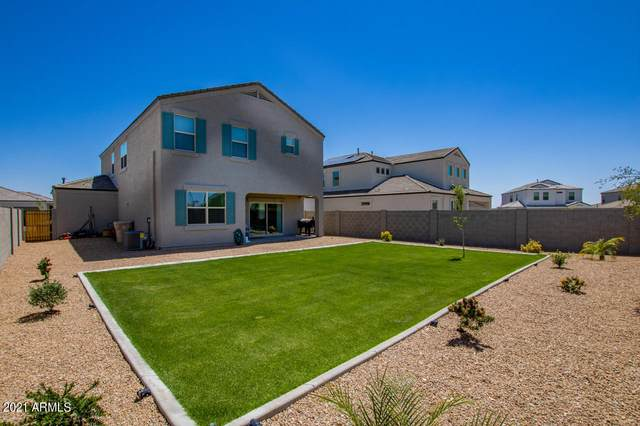 3076 N 309TH Drive, Buckeye, AZ 85396 (MLS #6224006) :: Yost Realty Group at RE/MAX Casa Grande