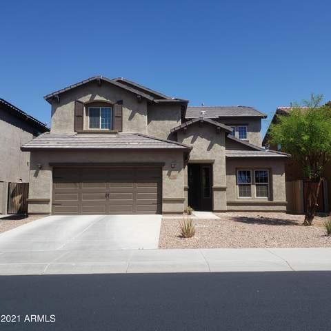 10816 W Bronco Trail, Peoria, AZ 85383 (MLS #6224014) :: Yost Realty Group at RE/MAX Casa Grande