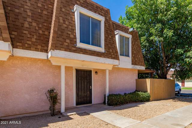 3431 W Laurie Lane W #3431, Phoenix, AZ 85051 (MLS #6224016) :: Sheli Stoddart Team | M.A.Z. Realty Professionals