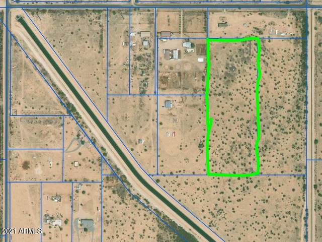 0 W Teel Rd Xx, Maricopa, AZ 85139 (MLS #6224019) :: Zolin Group