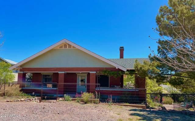 600 E Vista Street, Bisbee, AZ 85603 (MLS #6224020) :: The Riddle Group