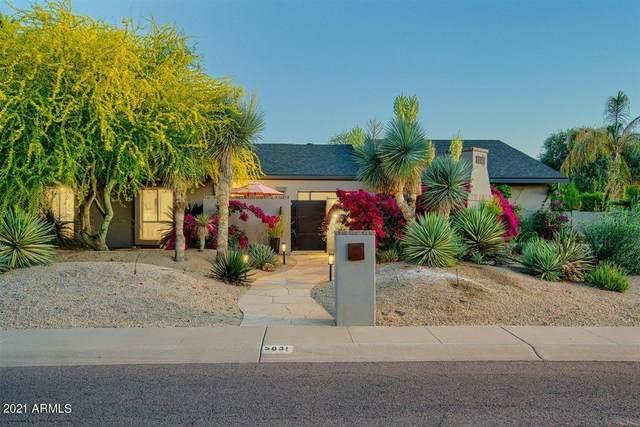 5831 E Charter Oak Road, Scottsdale, AZ 85254 (MLS #6224026) :: The Riddle Group